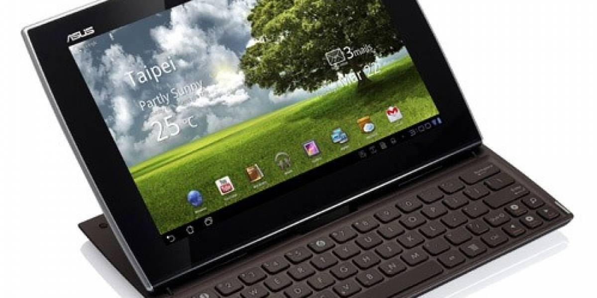 ASUS nos confirma todo acerca del tablet con teclado físico Eee Pad Slider