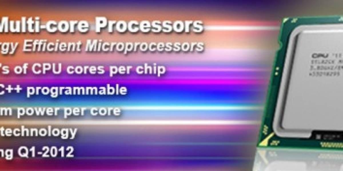 Se estrena un impactante procesador de 64 núcleos para smartphones