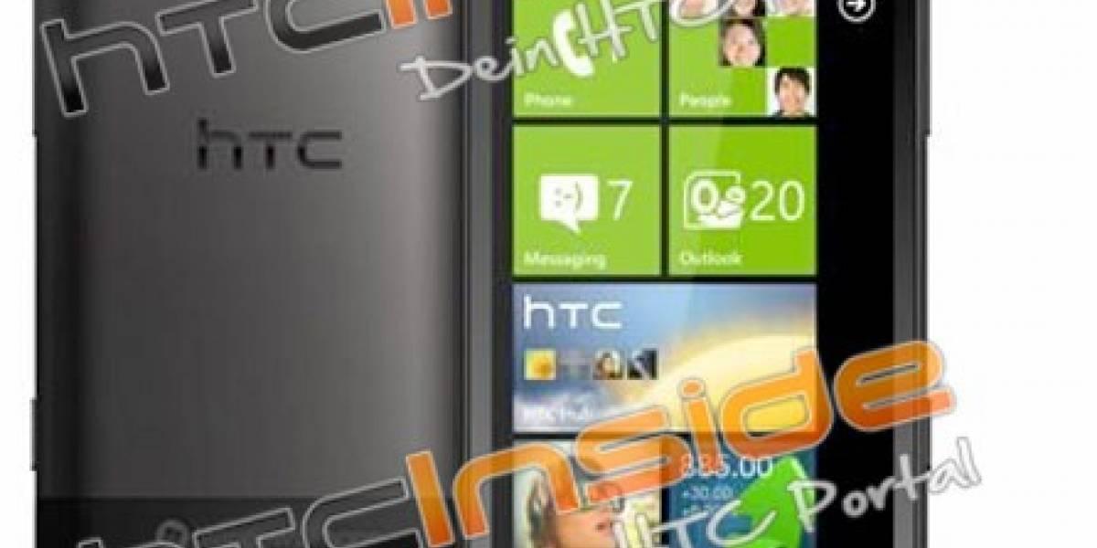 Se filtra futuro móvil HTC con Windows Phone 7 y procesador a 1,5GHz