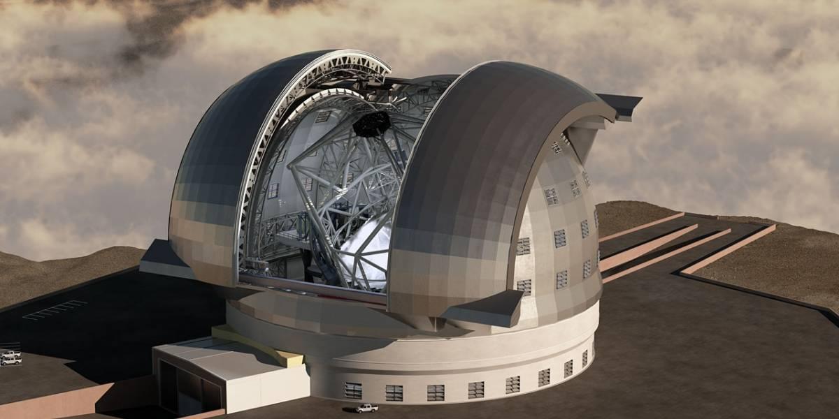 Científicos aseguran que el telescopio E-ELT nos podría ayudar a detectar vida extraterrestre