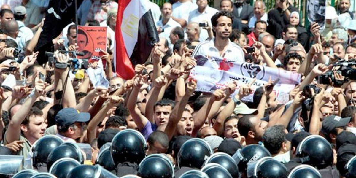 Egipto está nuevamente online