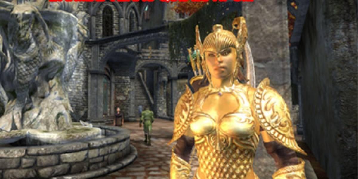 Elder Scrolls MMORPG... pronto?