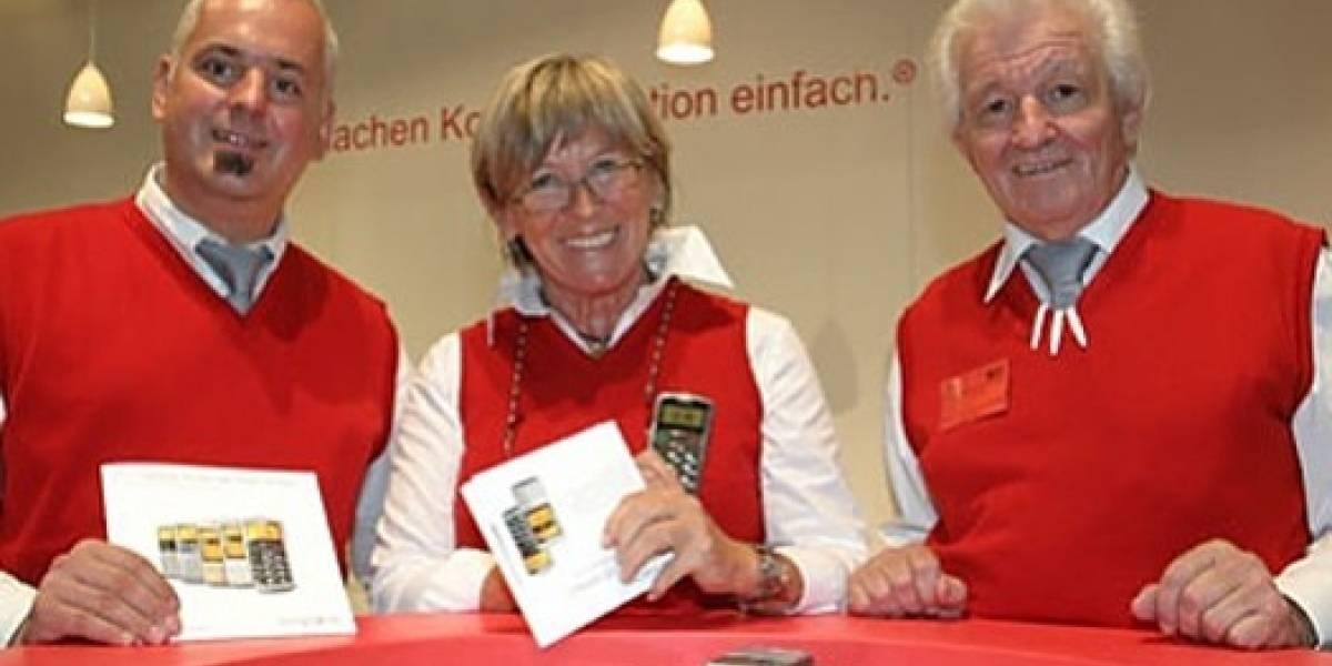 IFA 2011: Emporia presenta tres nuevos móviles fáciles de usar