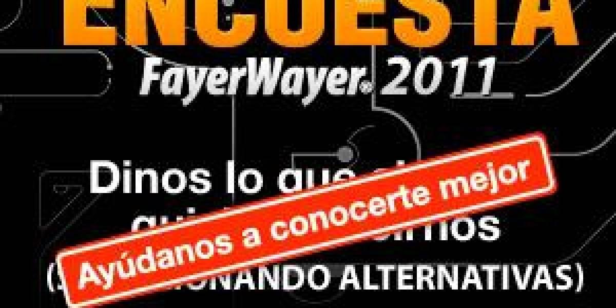 Últimos días para responder la encuesta FayerWayer