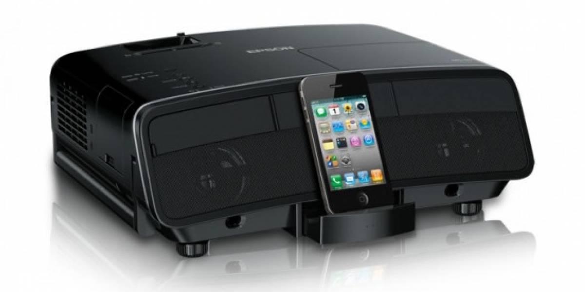 MegaPlex es el proyector que tu iPhone puede necesitar