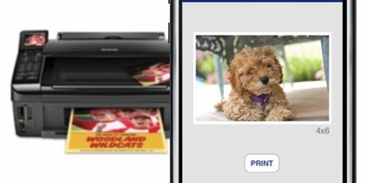 iPrint lleva la impresión más completa a los dispositivos móviles