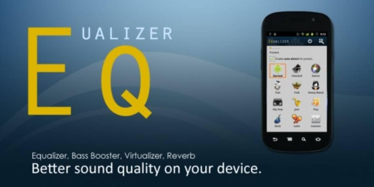 Equalizer: Mejora la calidad de audio en tu Android con Gingerbread