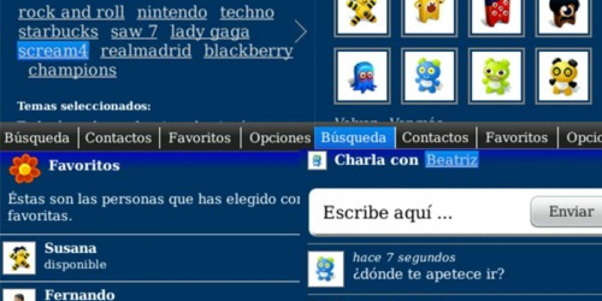 Nace Espora: La red social móvil para usuarios de BlackBerry