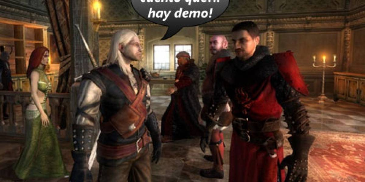 Demo de The Witcher ahora!