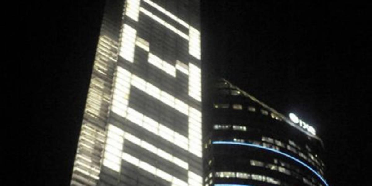 México: Confunden exposición con posible hackeo del monumento Estela de Luz