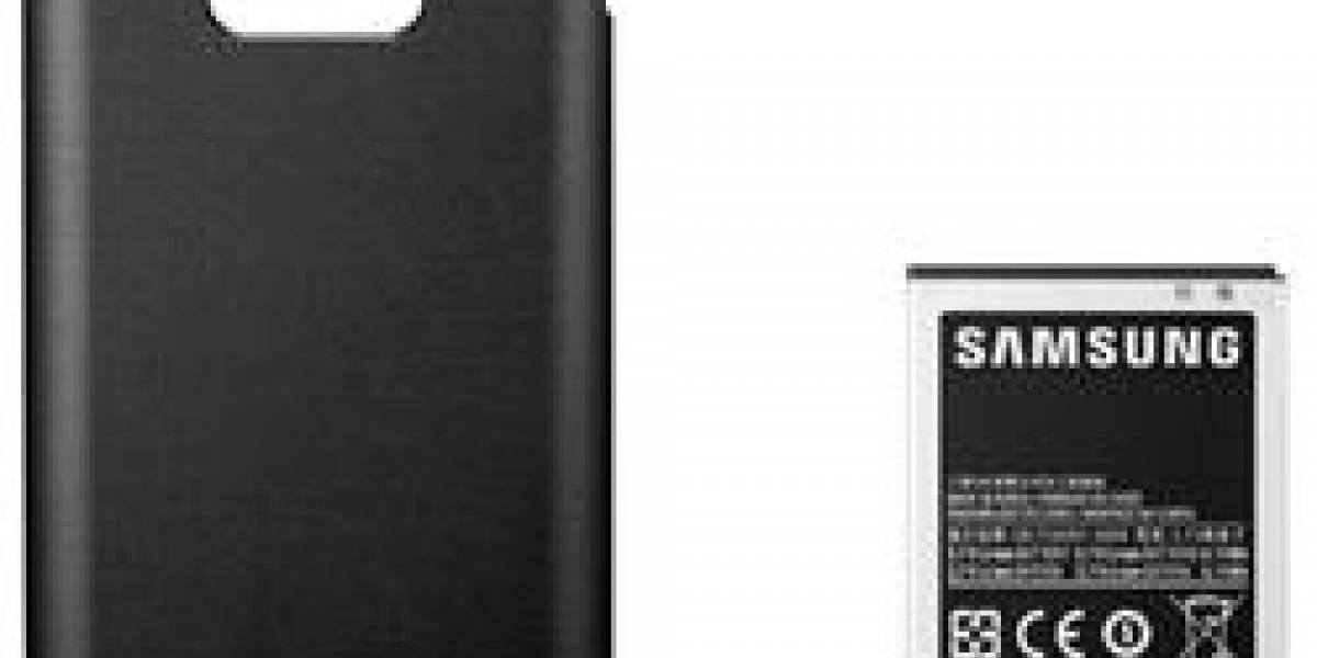 Nueva batería oficial de 2.000 mAh para el Samsung Galaxy S II