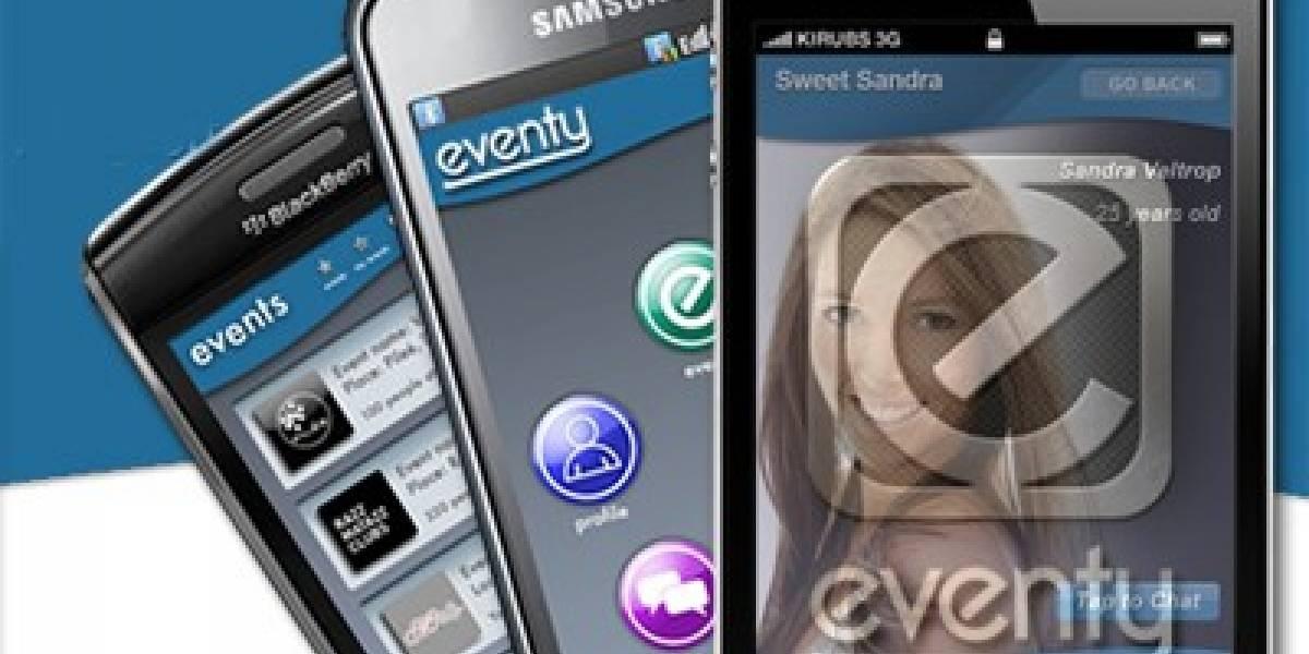 Eventy: La aplicación que pone los eventos al alcance de tu teléfono móvil