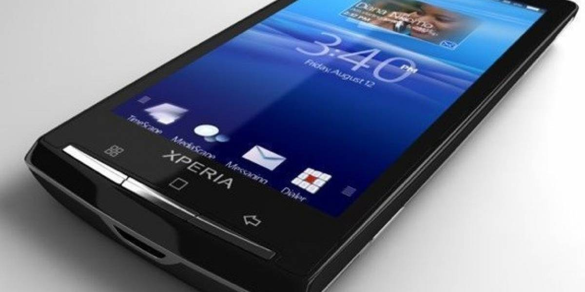 Gingerbread 2.3.3 para Sony Ericsson Xperia X10 ya disponible