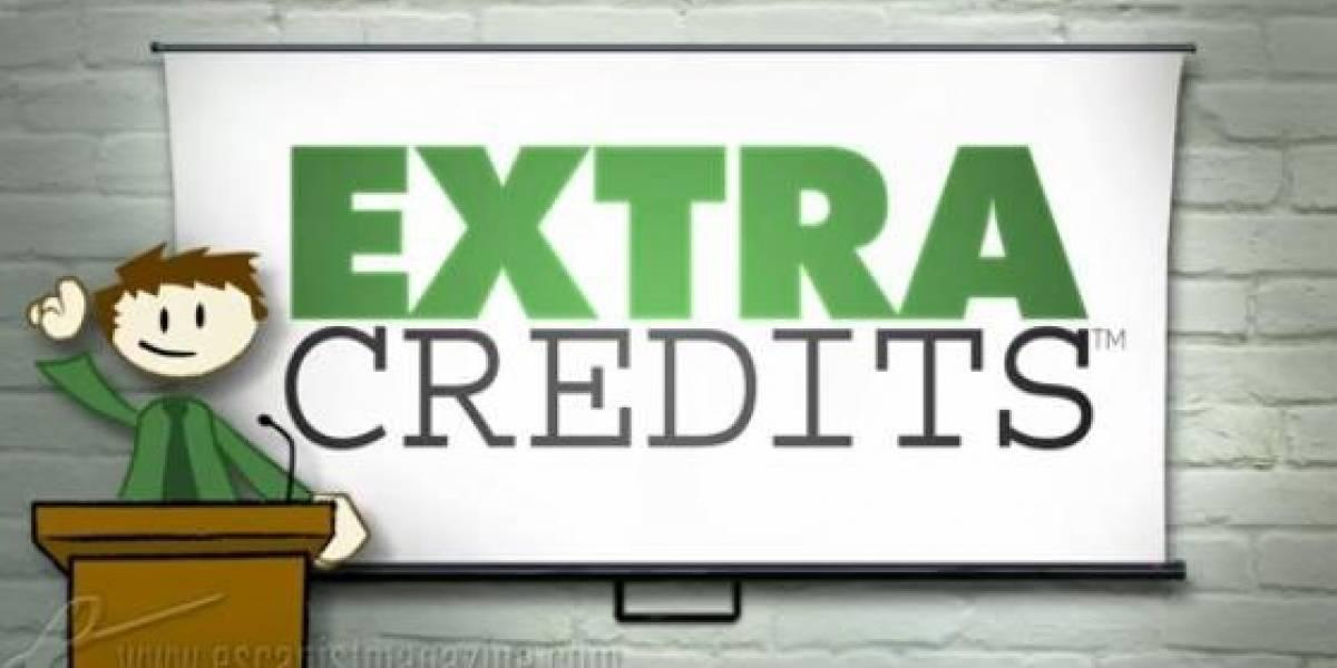 El video de piratería de Extra Credits, ahora en español