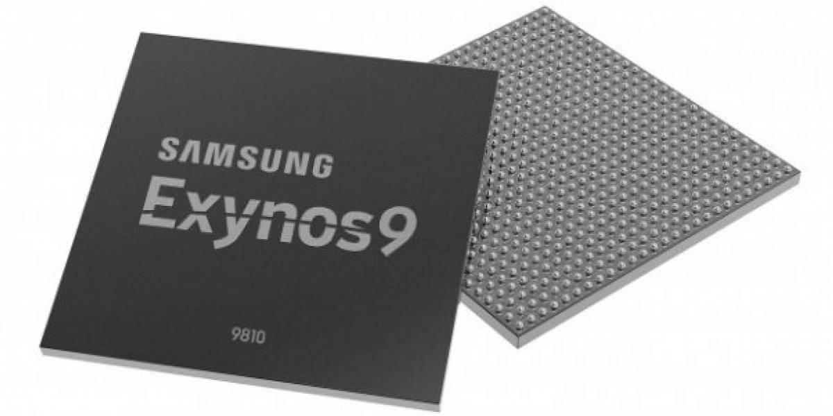 Así es el procesador que llevará el Galaxy S9 y Note 9 de Samsung