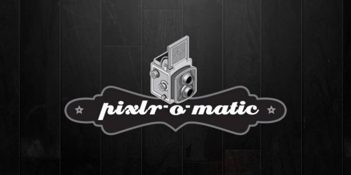 Pixlr-o-matic: Una buena alternativa a Instagram para los equipos con Android