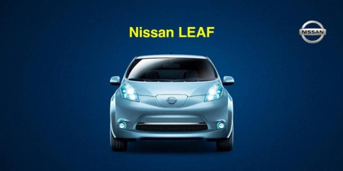 Nissan anuncia una aplicación del Leaf para Android y BlackBerry