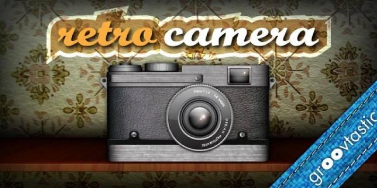 Retro Camera: Captura fotografías con estilo retro y compártelas