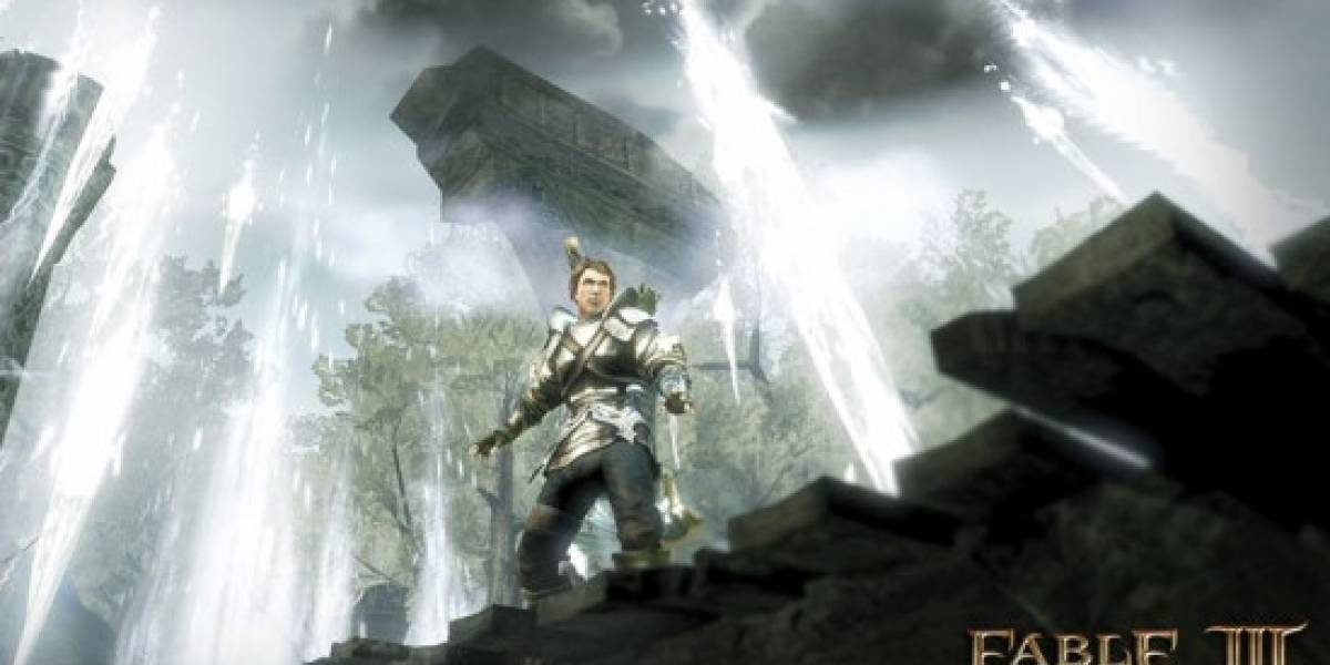 ¿Qué juegos inspiraron a Fable 3? Dos exclusivas de PS3