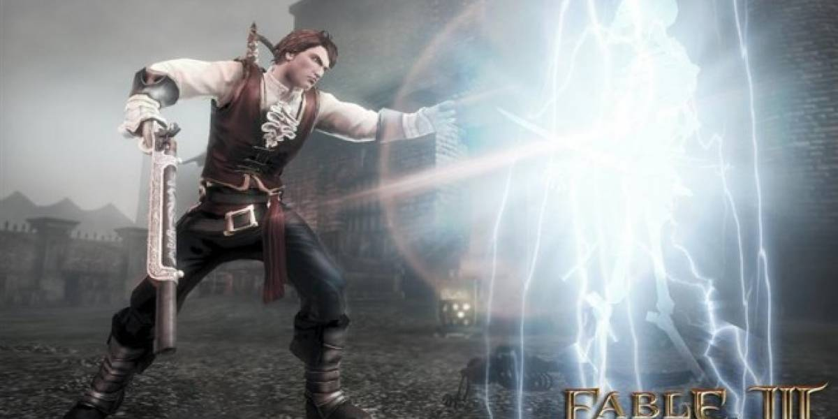 Fable III sigue en desarrollo para PC