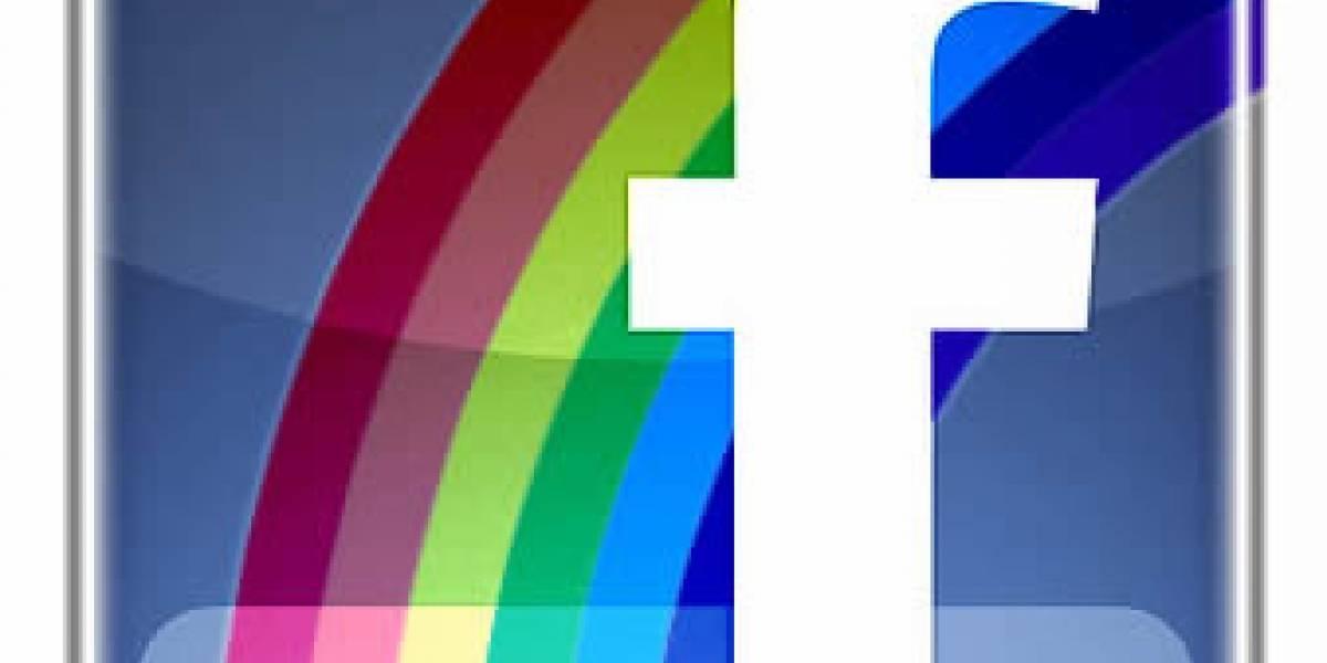 Facebook integra opciones de situación sentimental orientadas a la comunidad gay