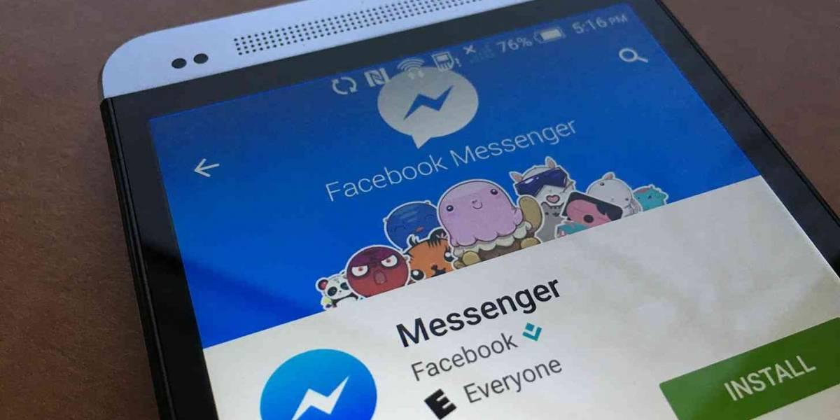 Anuncian cambios en Facebook Messenger en 2018