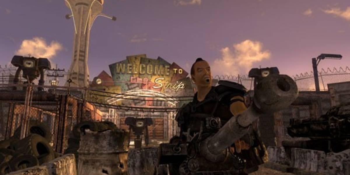 Fallout New Vegas obtendrá su primer DLC en diciembre