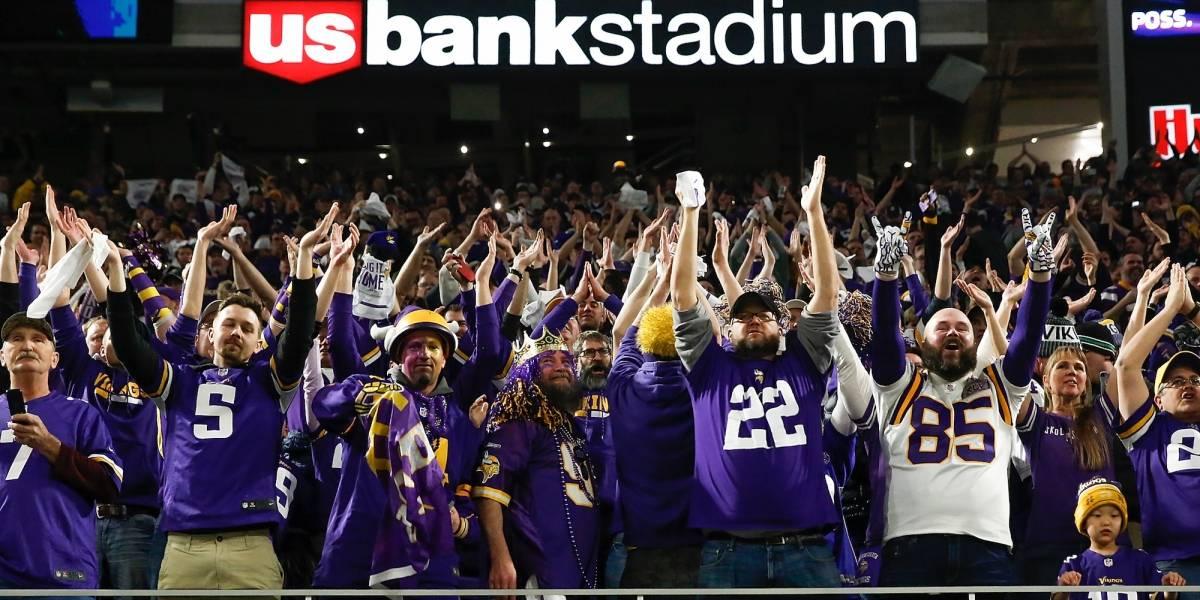 Aficionados de Vikingos quieren vengarse de los fans de Filadelfia