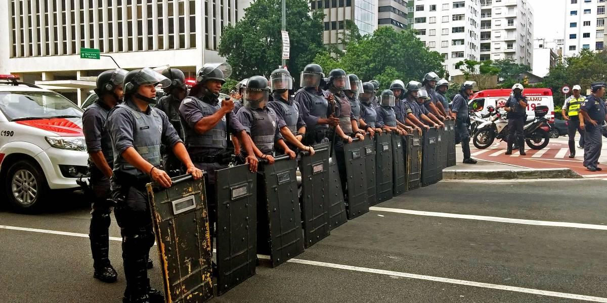 Cresce a confiança dos paulistanos na Polícia Militar