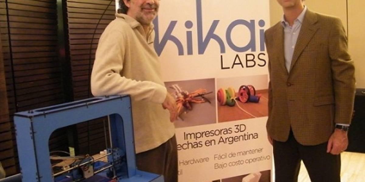 Argentina: Una empresa comenzará a fabricar impresoras 3D en el país