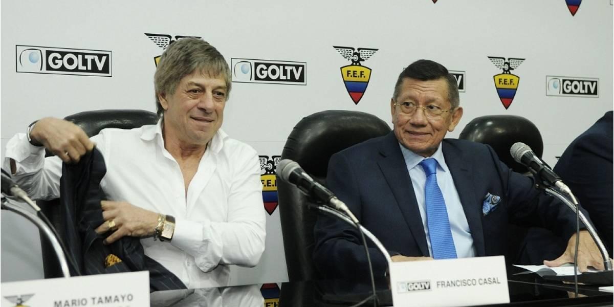 Inicio del campeonato ecuatoriano podría aplazarse por polémica con GolTV