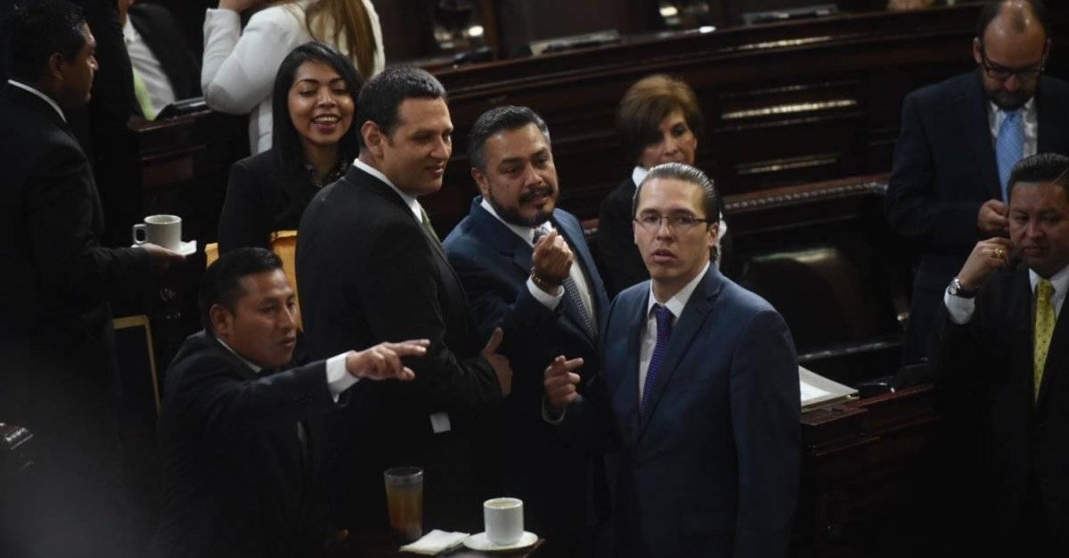El diputado Alejos es señalado por el MP y la CICIG. Edwin Bercián