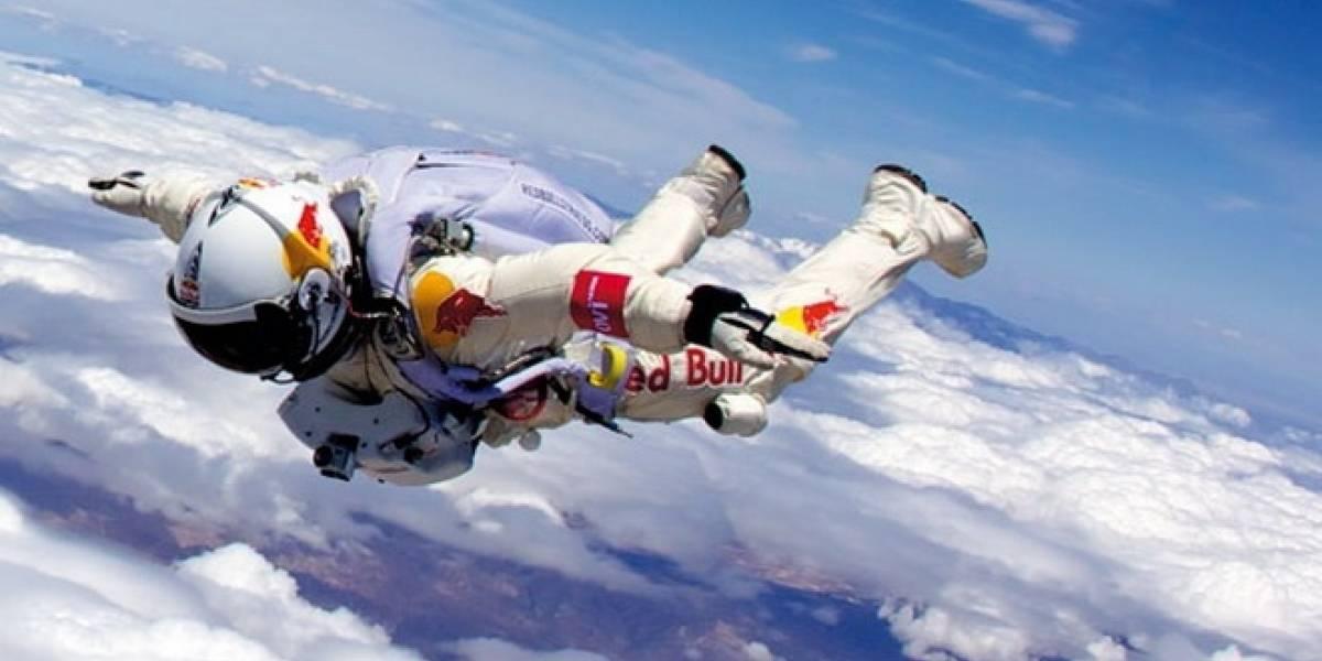Sigue en directo el salto supersónico de Felix Baumgartner (Actualizado)