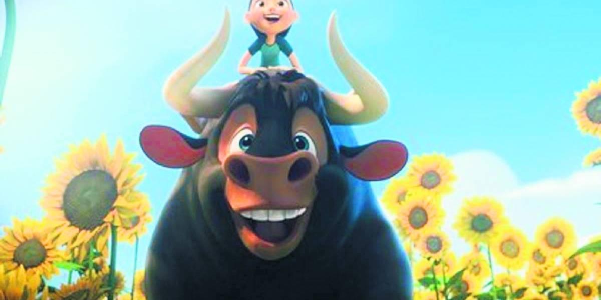 Ferdinand: un toro nos enseña que las apariencias engañan