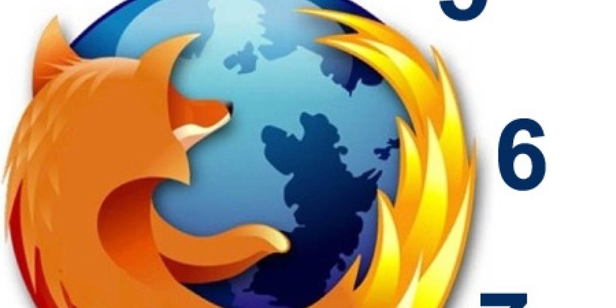 Mozilla planea lanzar cuatro versiones de Firefox en 2011