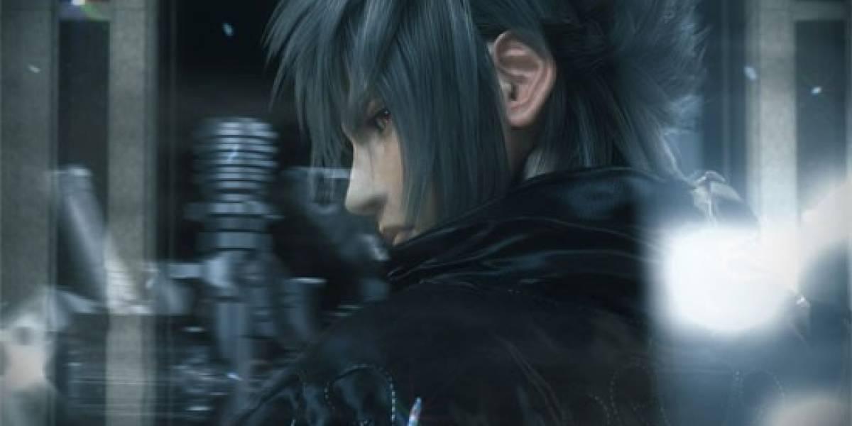 Así se juega Final Fantasy Versus XIII