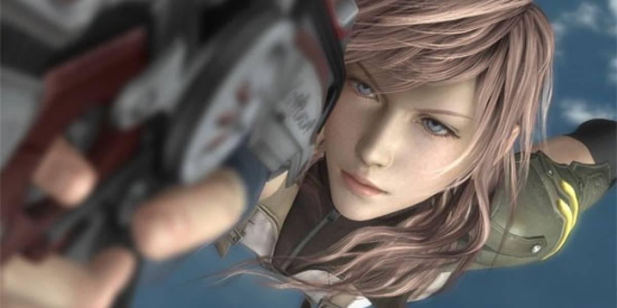 Futurología: Square Enix trabaja en Final Fantasy XIII-2