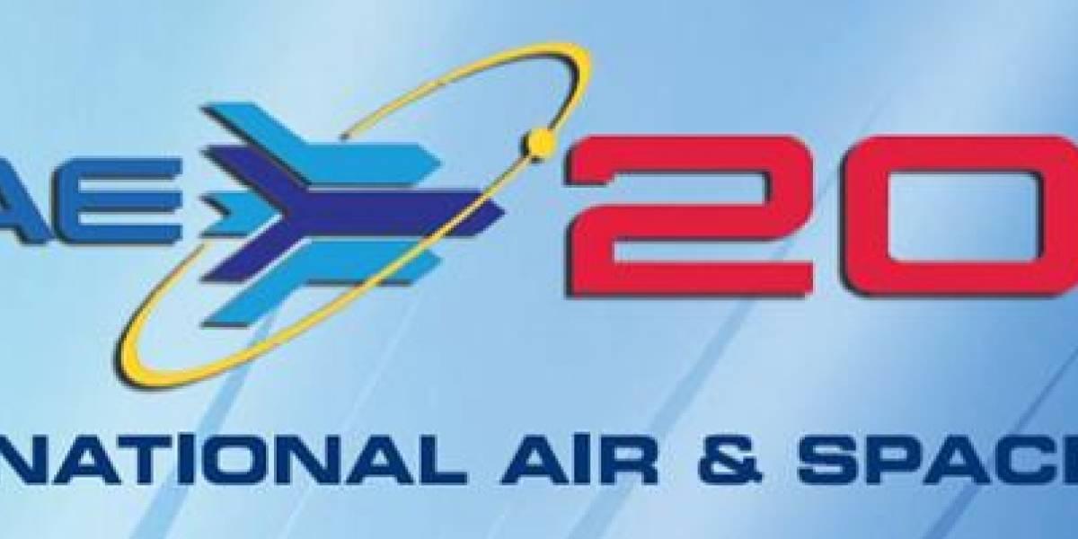 FIDAE 2010: 5 aviones que estarán de visita en Chile la próxima semana