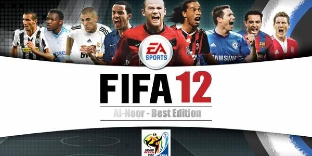 FIFA 12 para Android será exclusivo de forma temporal para el Xperia Play