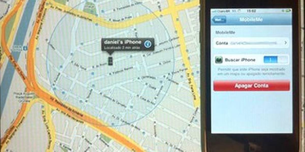 Sistema de rastreo ayuda a la policía brasileña a recuperar iPhone robado