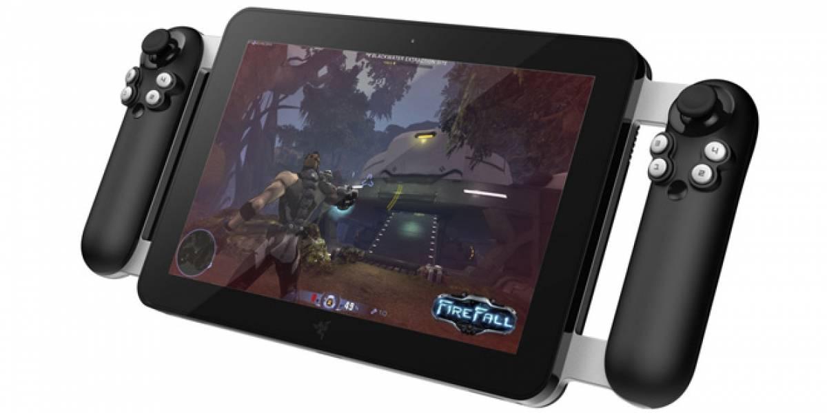 """CES 2012: Razer lanza """"Project Fiona"""", un tablet para videojuegos"""