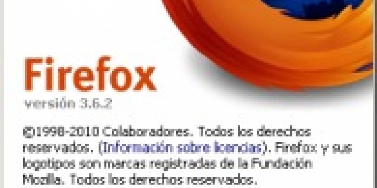 Publican la última actualización de Firefox 3.0