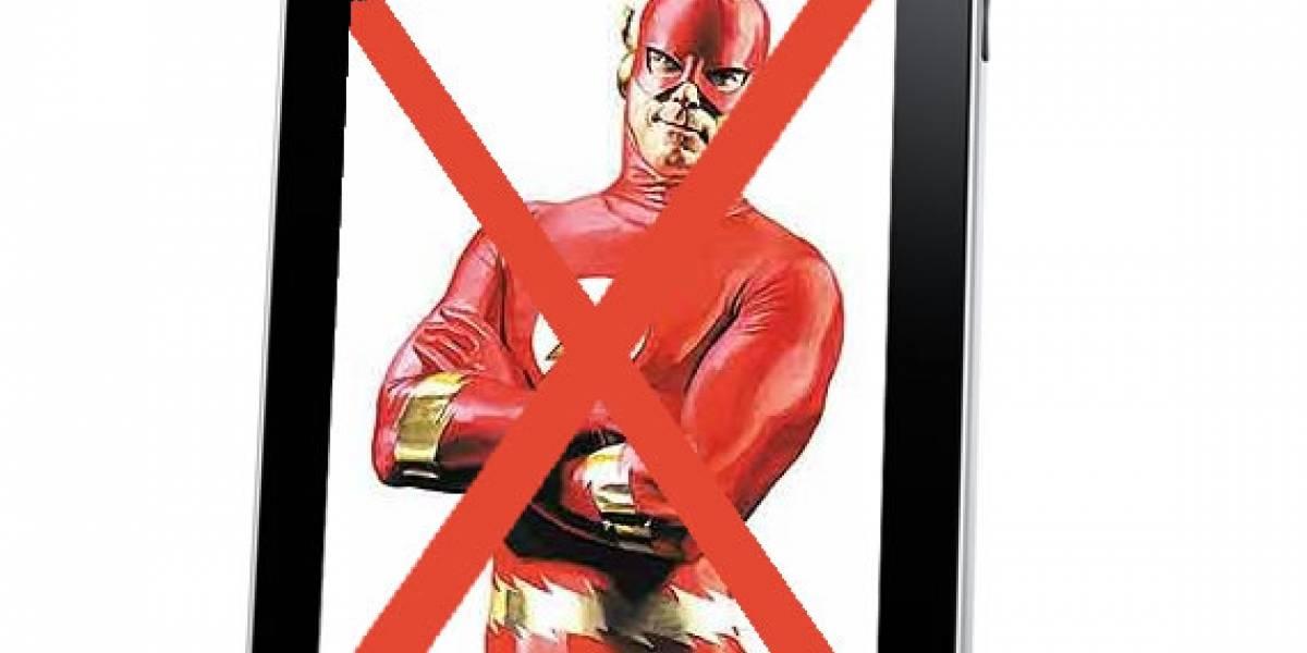 Steve Jobs explica por qué no le gusta Flash