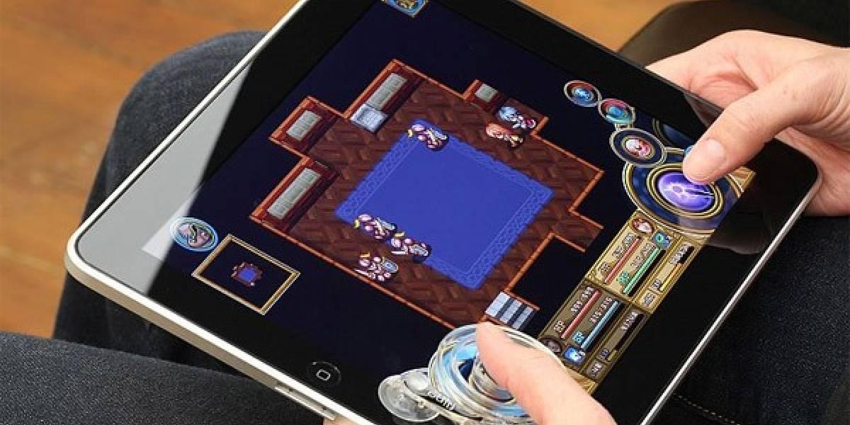 Fling es el nuevo joystick para el iPad
