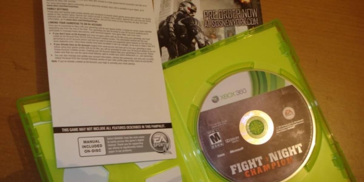 EA Sports dejará de incluir manuales en sus juegos