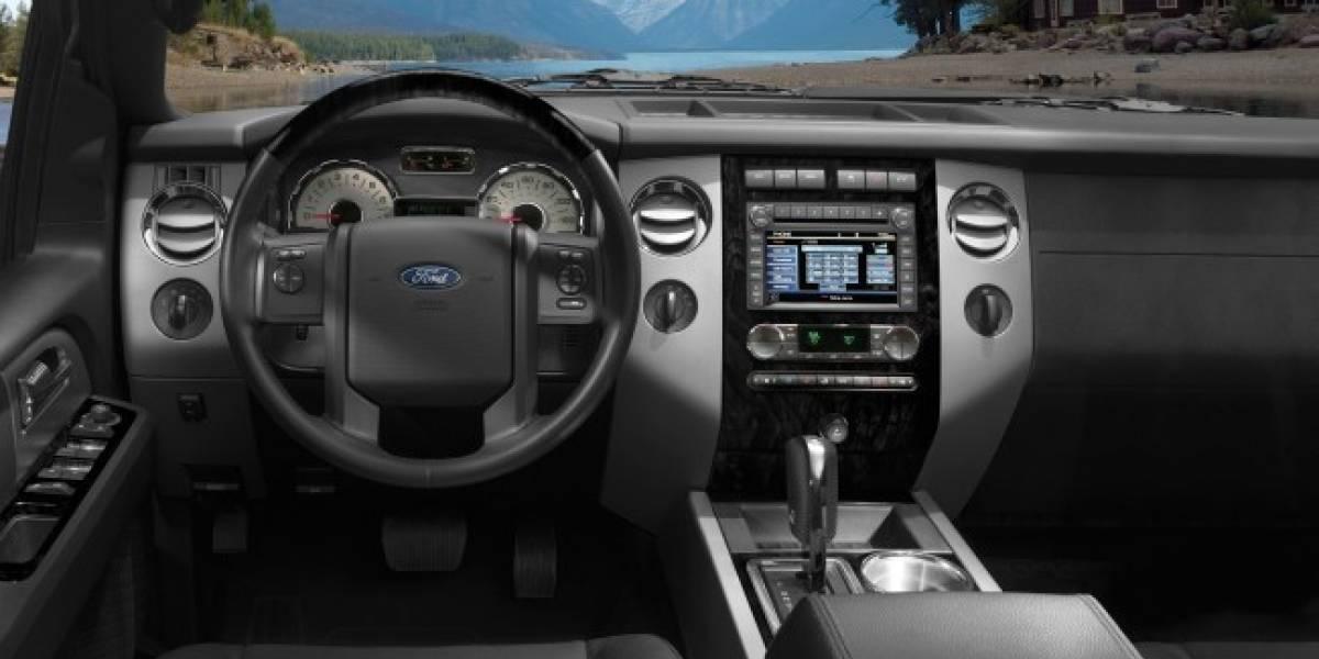 AppLink de Ford integra tu smartphone con tu vehículo