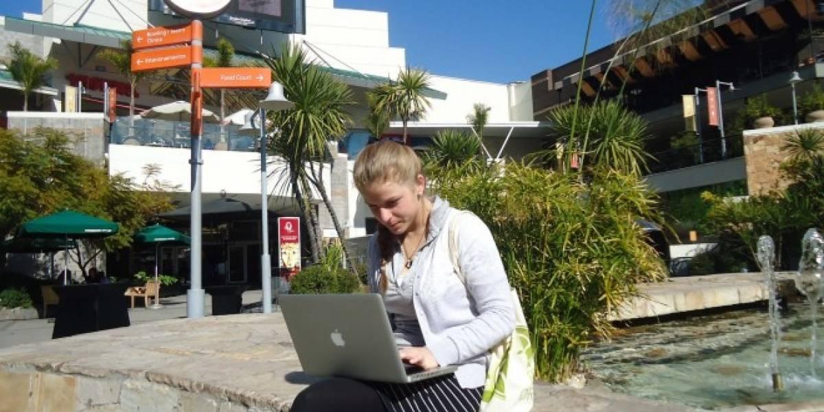 Claro Chile implementa una red de internet inalámbrica gratuita en el Parque Arauco
