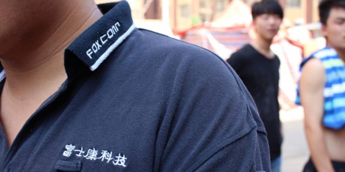 Foxconn admite la utilización de menores de 14 años de edad en sus fábricas