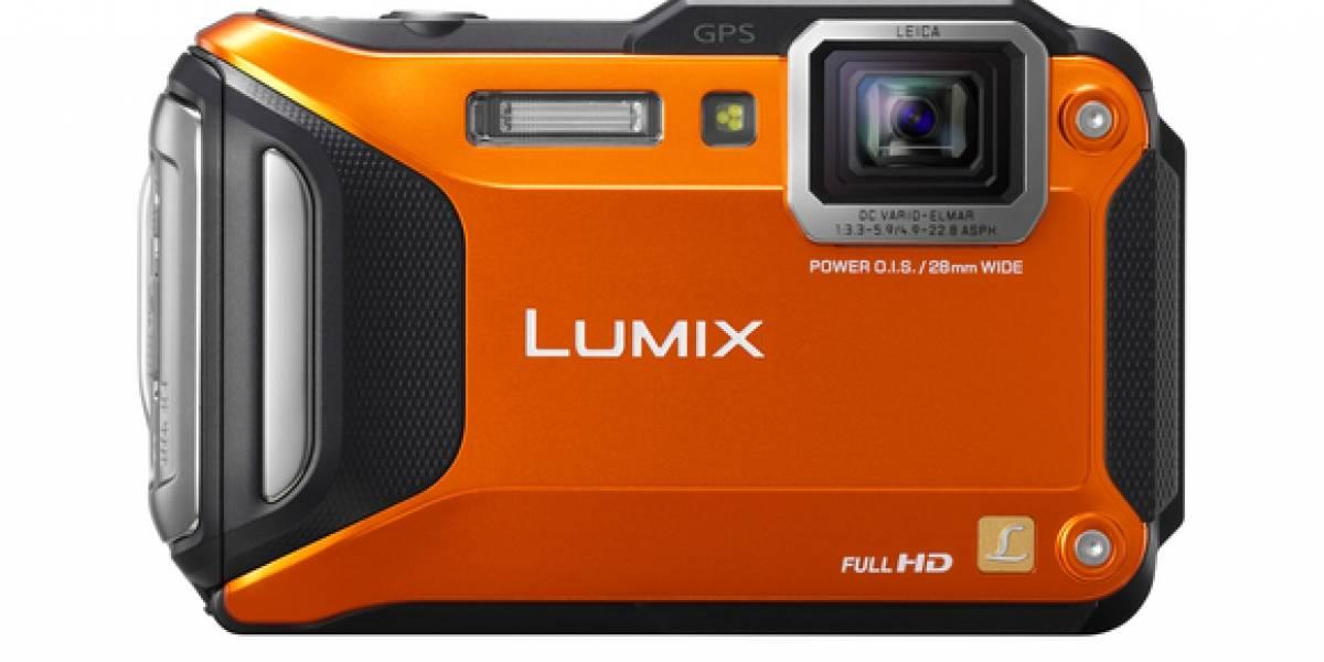 CES 2013: Panasonic revela las nuevas cámaras de su línea Lumix