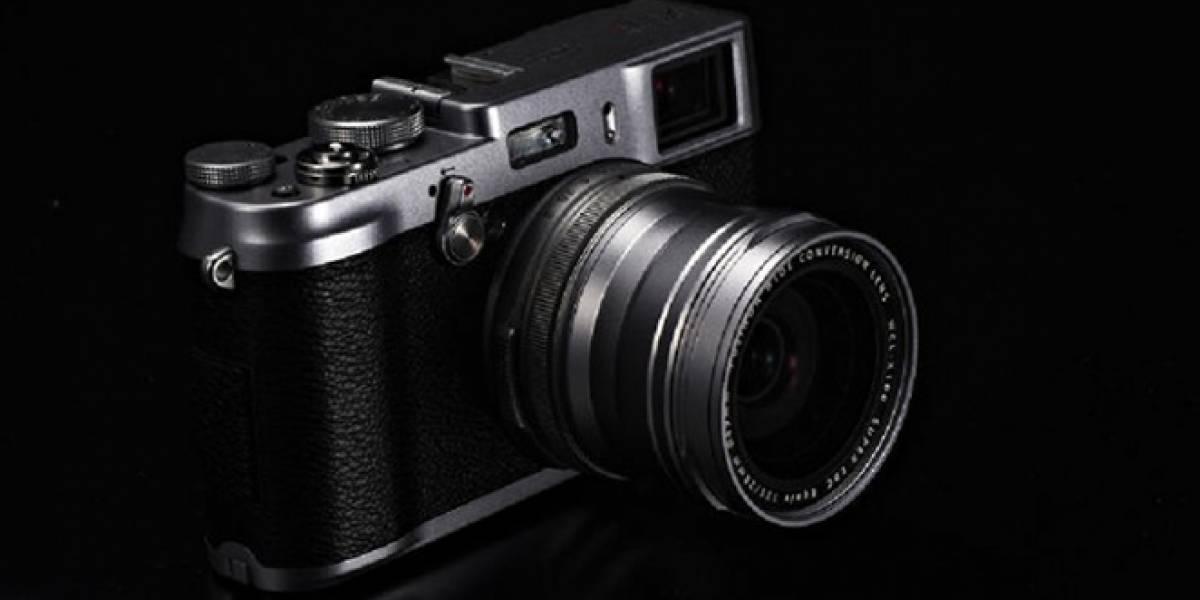 CES 2013: Estas son algunas de las cámaras de Fujifilm presentadas en el evento